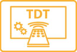 Sintonizar canales TDT.